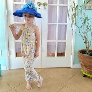 VTG 60s Roy Blue Sun Hat 👒